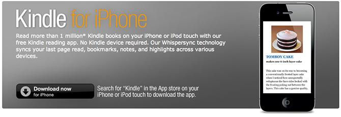 Kindle 3.2 para iOS con márgenes ajustables, subrayado rápido y control de brillo optimizado 1