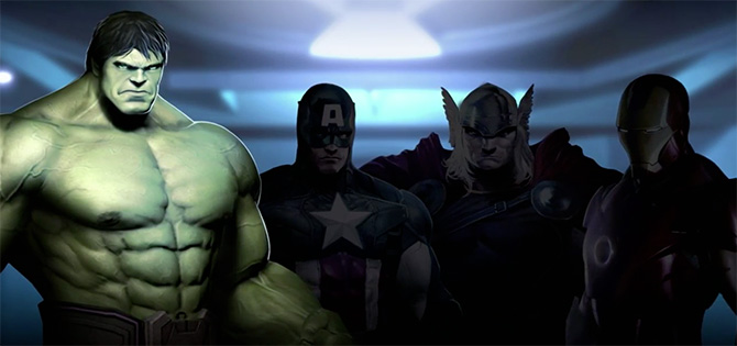 Avengers Initiative para iPhone y iPad 6