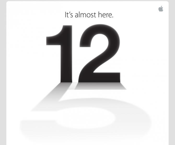 Evento de Apple el 12 de Septiembre para la presentación del iPhone 5 confirmado 1