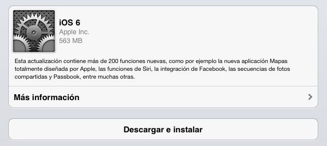 Descarga iOS 6 10