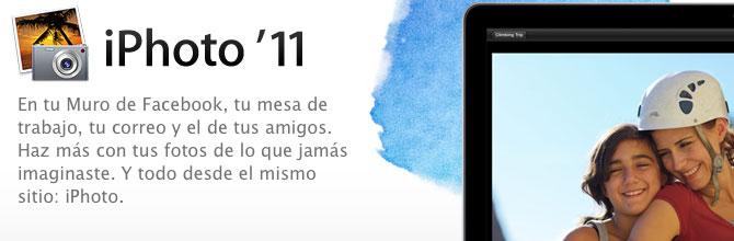 iPhoto 9.4 para Mac