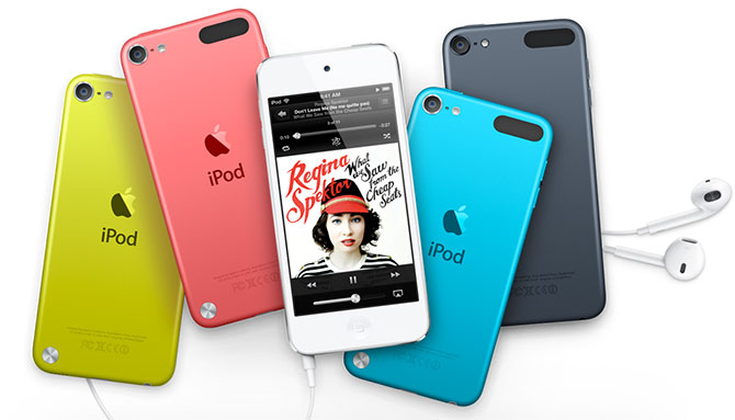 iPod touch 2012 1