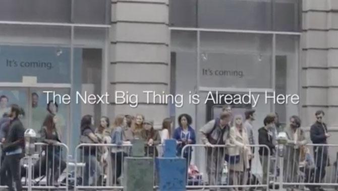 Samsung contra el iPhone 5