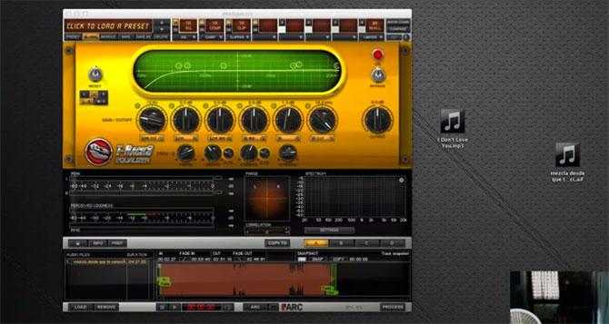 300 bucles de guitarra, bajo, sintetizador y percusión para GarageBand en iOS (RED) 2