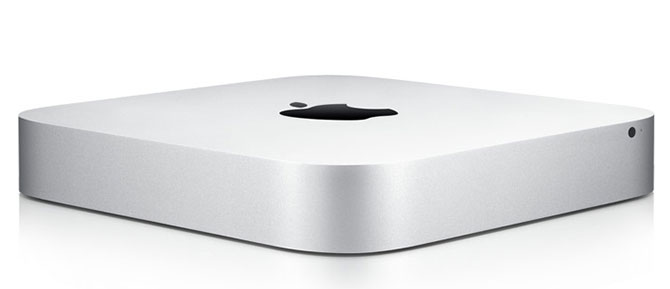 Apple presenta el nuevo Mac mini con procesador Intel 2
