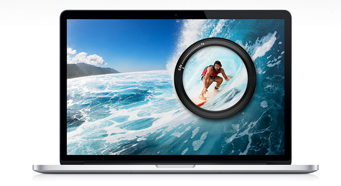 MacBook Pro de 13 pulgadas con Retina display