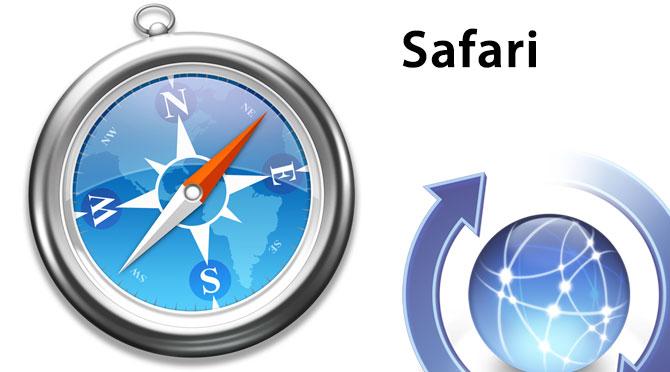 Descarga la actualización del navegador Safari de Apple para Windows XP y Vista 4