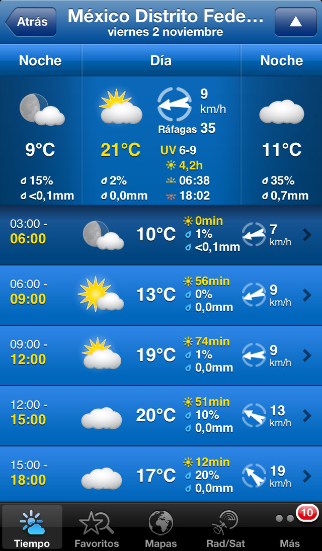 Weather Pro 06
