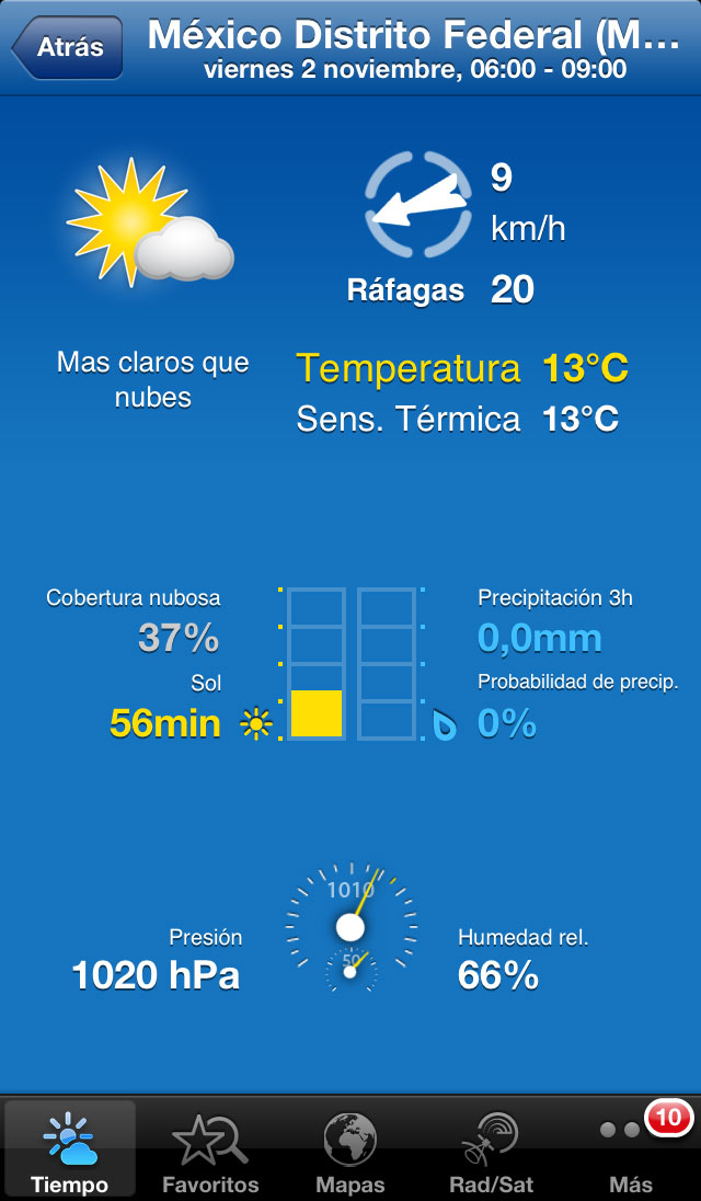 Weather Pro 07
