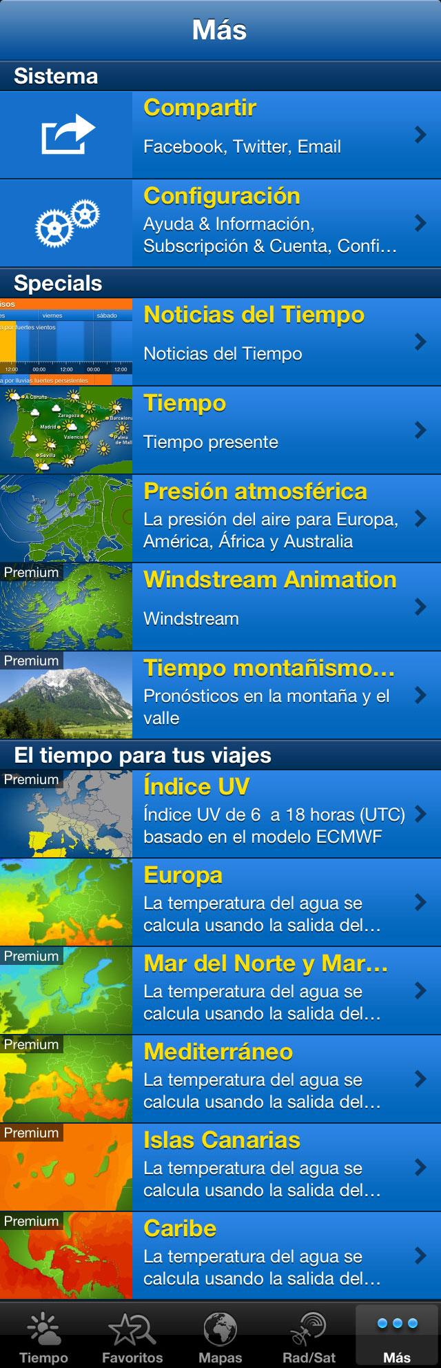 Weather Pro 17