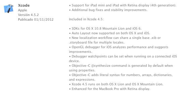 iOS 6.0.1 soluciona problemas de flash, red móvil, accesos y líneas en el teclado 8
