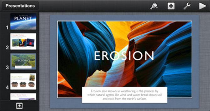 Comparativa de presentaciones del iPad y el Microsoft Surface 2