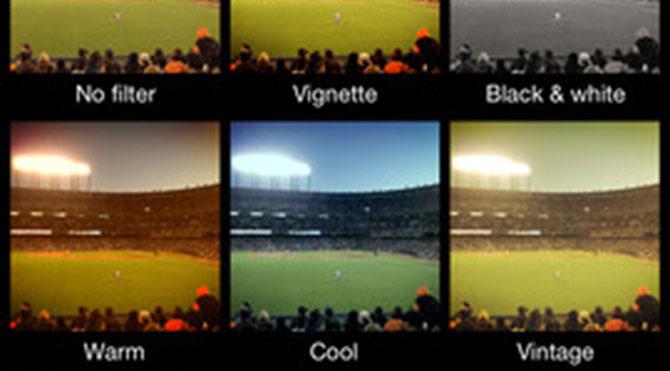 Twitter para iPhone con efectos para tus fotografías 10