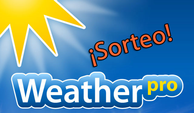 Weather Pro para iPhone y iPad