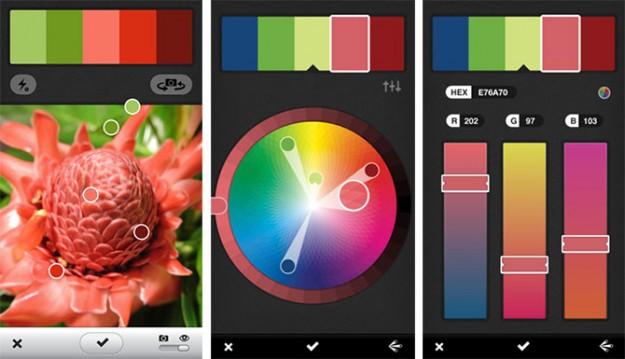 Adobe Kuler para iPhone