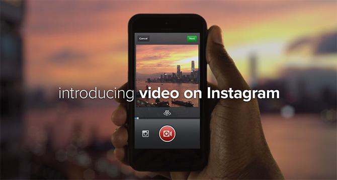 Videos en Instagram
