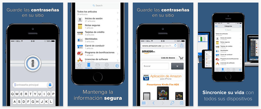 1Password para iOS