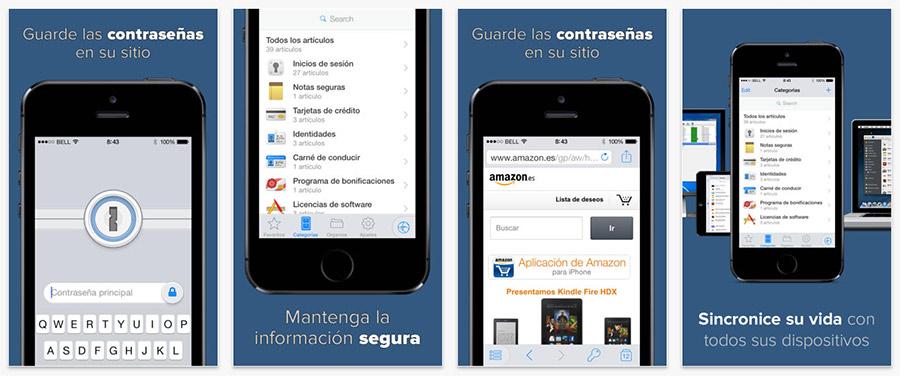 1Password para iOS