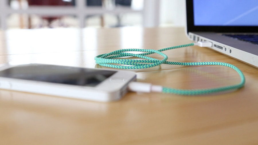 Cable USB reversible