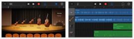 GarageBand compatible con iOS 8