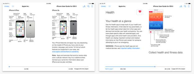 Guía de usuario para iOS 8