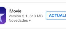iMovie iOS 8