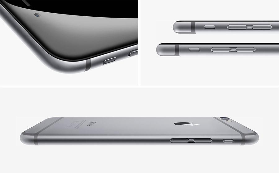 iPhone 6 atrás