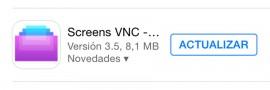 Screens VNC