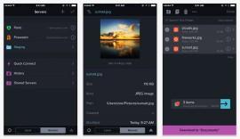 FTP Transmit para iPhone y iPad