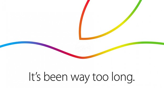 Evento Apple 16 de Octubre 2014