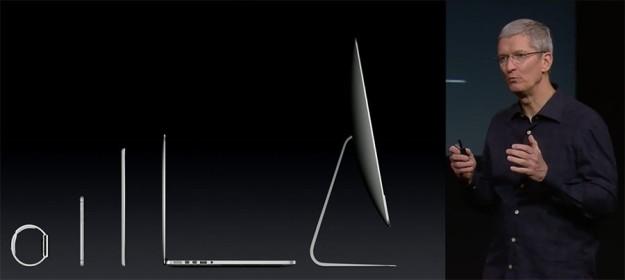 Evento Apple Octubre 2014