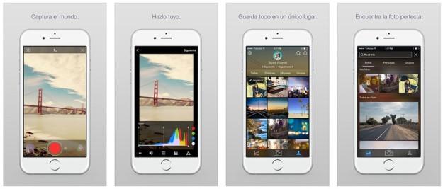 Flickr para iPhone y iPad