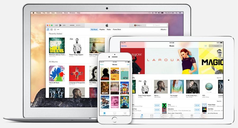 iTunes 12 a iTunes 11