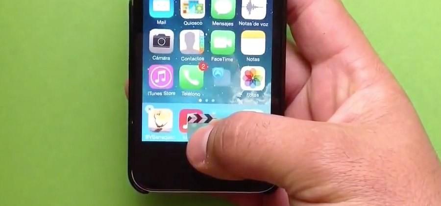 Ocultar aplicaciones en iOS 8