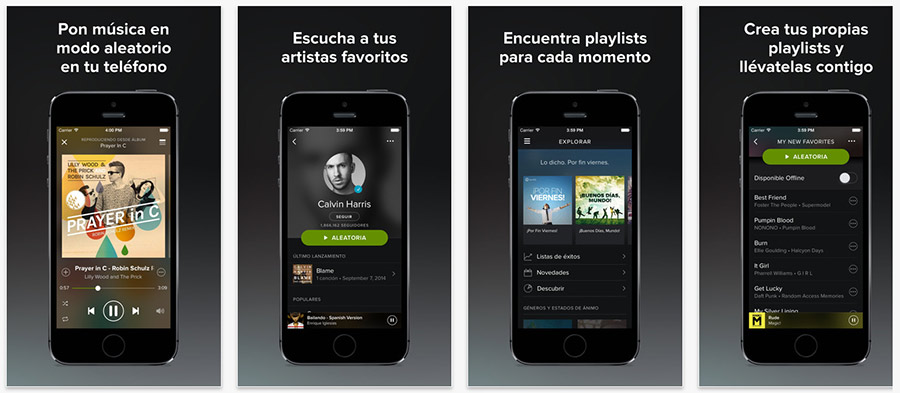 Spotify Apple CarPlay