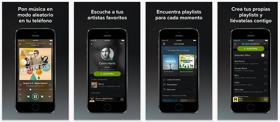 Spotify Apple CarPlay
