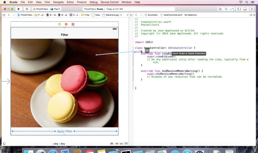 App con Swift