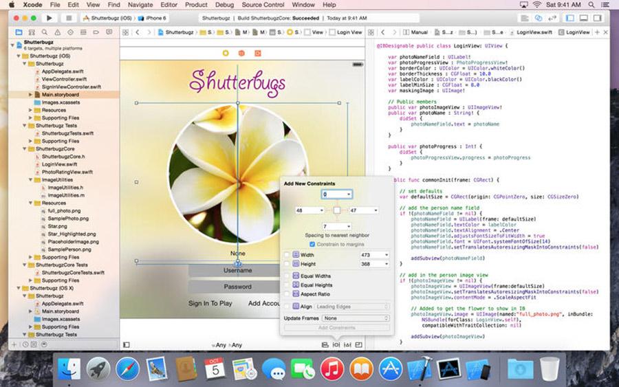 Xcode 6.1