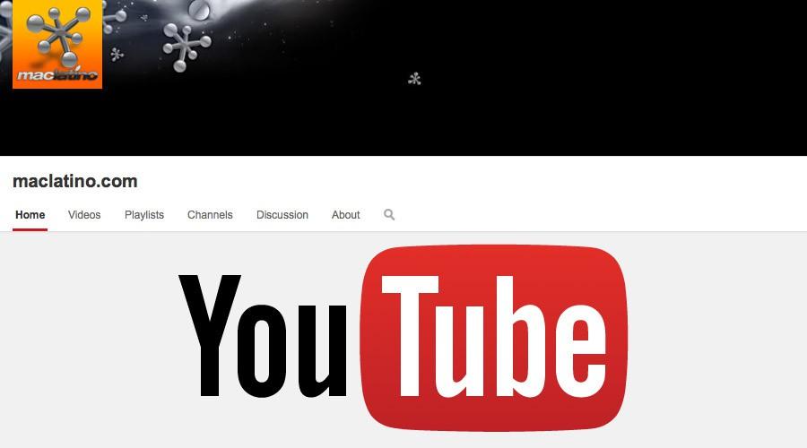 Youtube maclatino