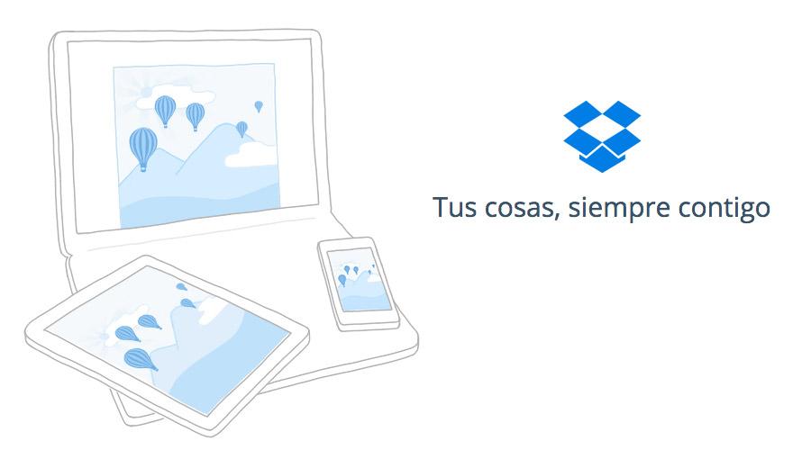 Dropbox con OS X Yosemite