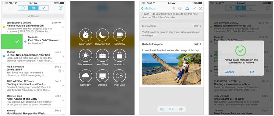 Mailbox 2.3.3 para iOS