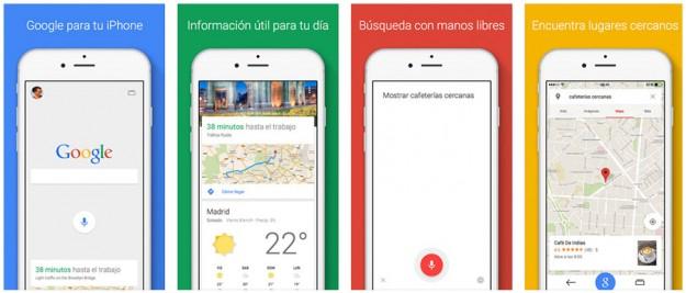 Google para iOS