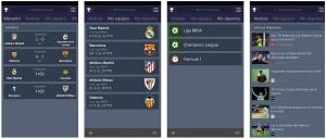 MSN Deportes para iPhone y iPad