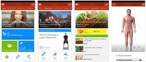 MSN Salud y Bienestar para iPhone y iPad