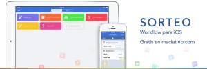 Workflow para iOS gratis