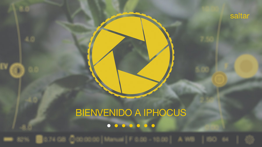 iPhocus para iPhone