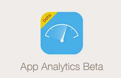 App Analytics de Apple disponible para desarrolladores 1