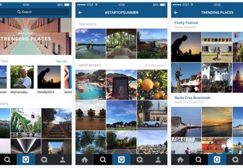 Instagram continúa su racha de éxito en Android 7