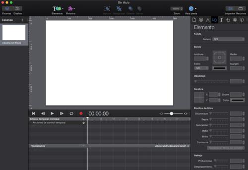 Con Tumult Hype 3 Professional crea y anima en HTML5 2