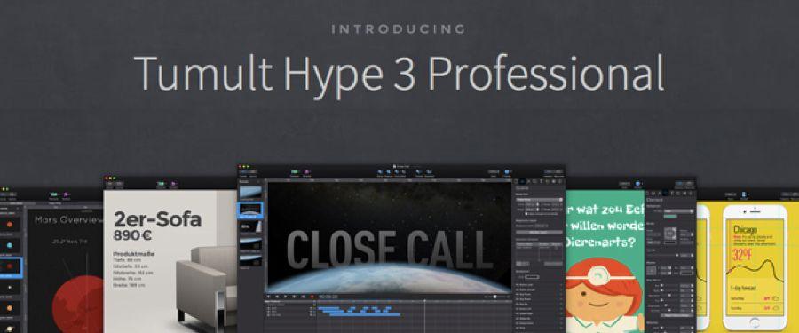 Hype 3 Profesional